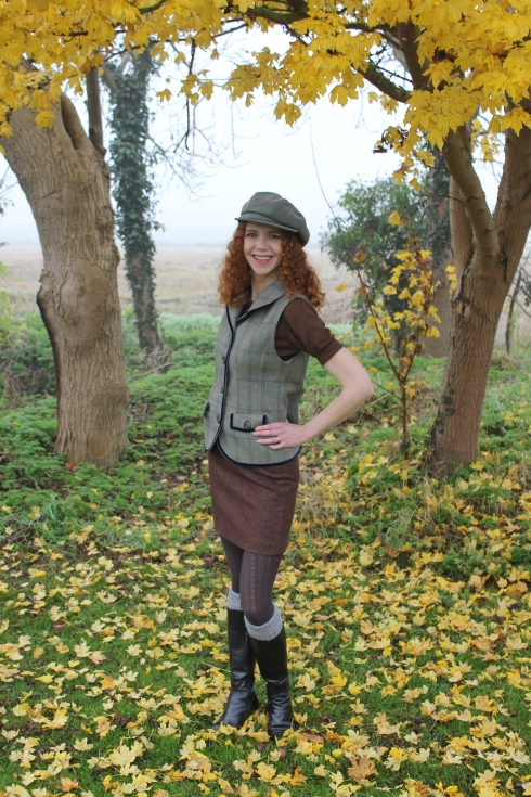 http://www.tweedvixen.co.uk/ladies-tweed-gilet-180-p.asp