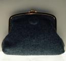 tweed purse