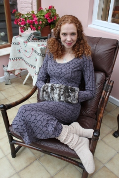 http://www.tweedvixen.co.uk/nancy-dee-crystal-dress---slate-arrows-126-p.asp