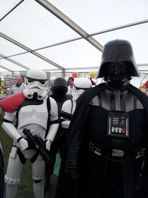 East Anglian Show visitors