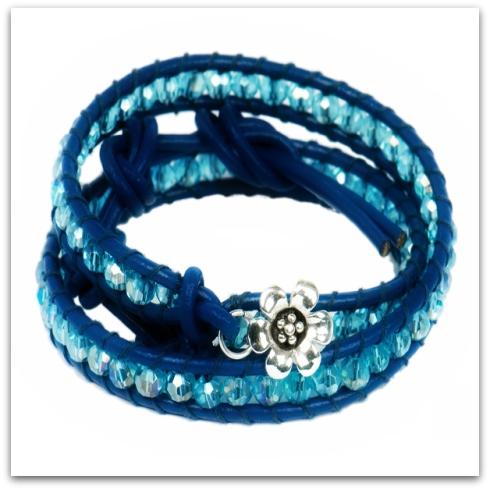 flower blue x